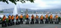 Segway Tour Basis in Zürich, Mythenquai 61